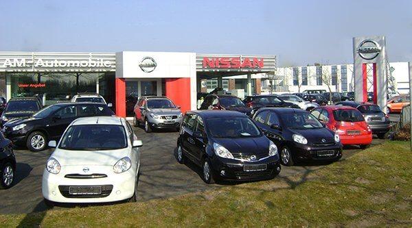 AM Automobile - Nissan in Gütersloh