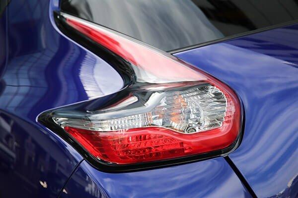 Nissan Juke Scheinwerfer hinten