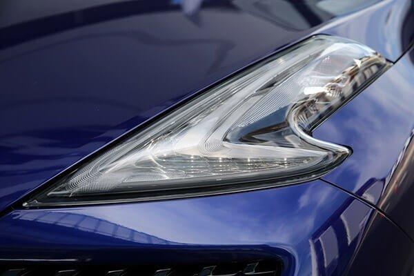 Nissan Juke Scheinwerfer vorne