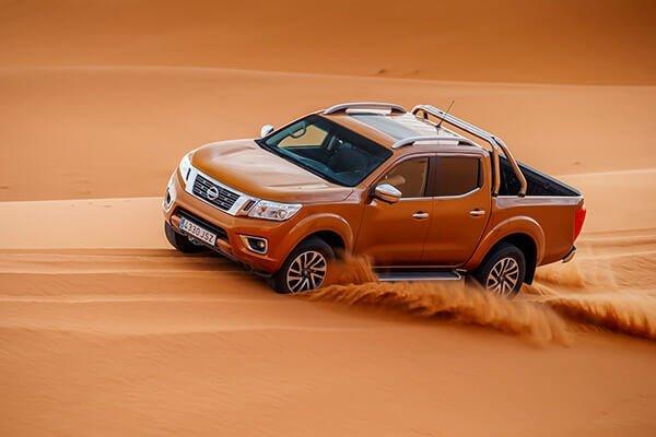 Nissan Navara Allrad