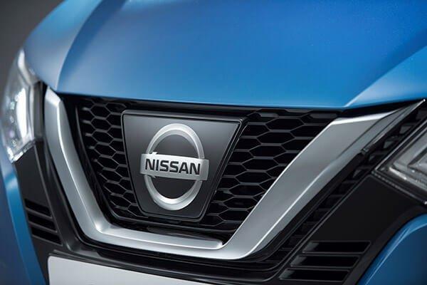 Nissan Qashqai Front 2017