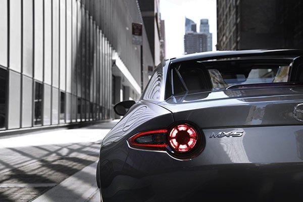 Mazda MX-5 RF Leuchten