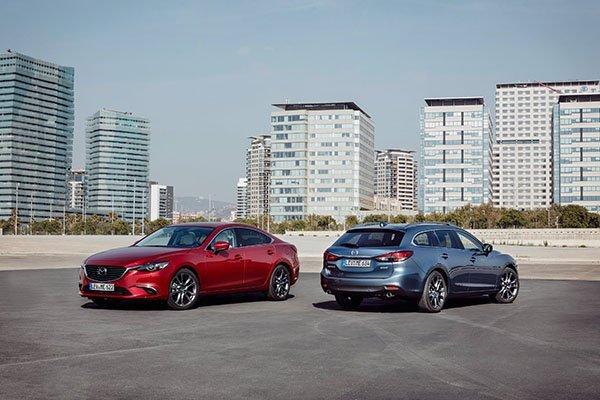 Mazda 6 Familie