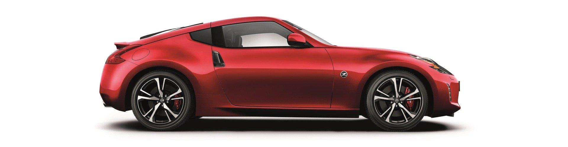 Nissan 370Z Facelift 2018