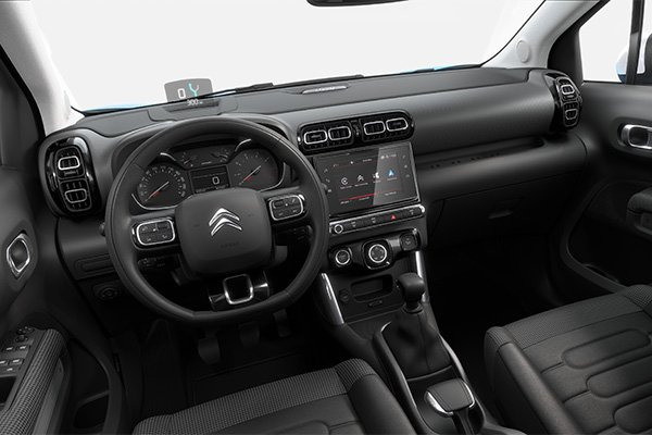 Citroen C3 Aircross Innenansicht