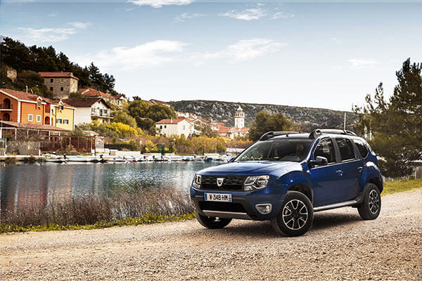 Dacia Duster Stadt