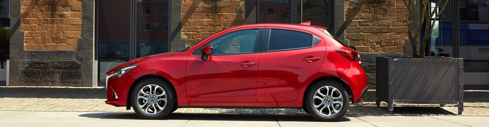 Mazda2 rot