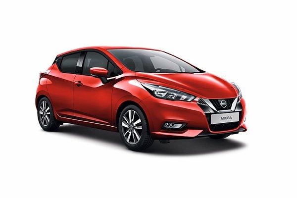 Nissan Micra N-Way
