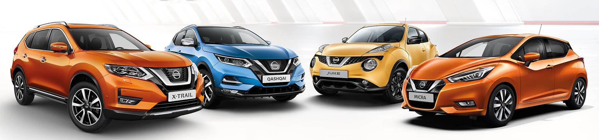 Nissan Modelle