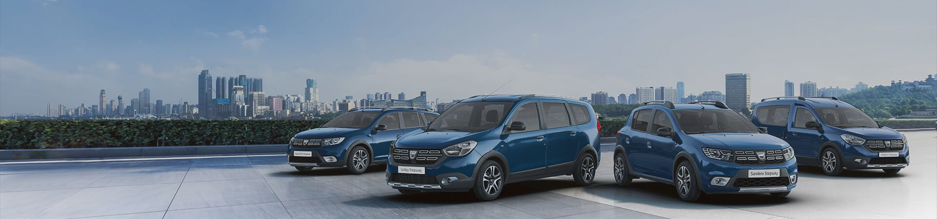 Dacia Stepway Slider