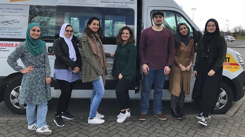 Deutschsprachige Muslime Bielefeld