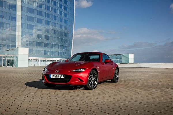 Mazda MX5 RF rot