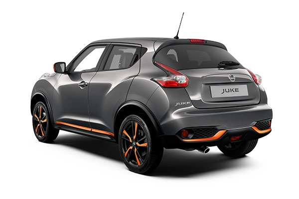 Nissan Juke Modell 2018