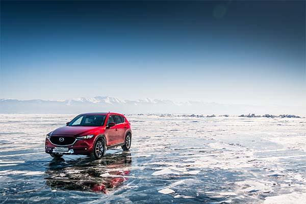 Mazda CX-5 Baikalsee