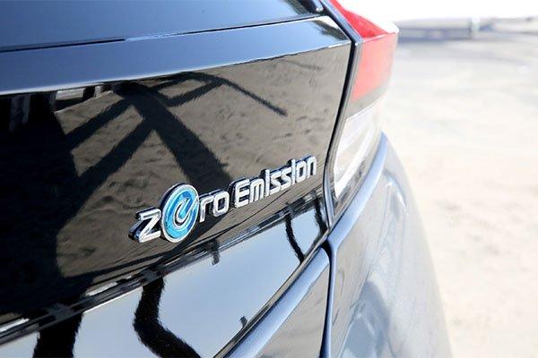 Nissan Leaf Elektrofahrzeug