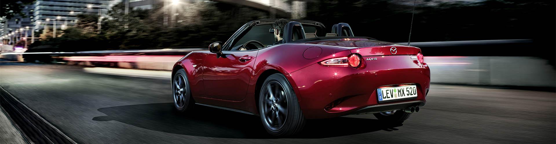Mazda MX-5 rot