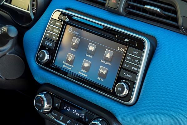 Nissan Micra Navigation