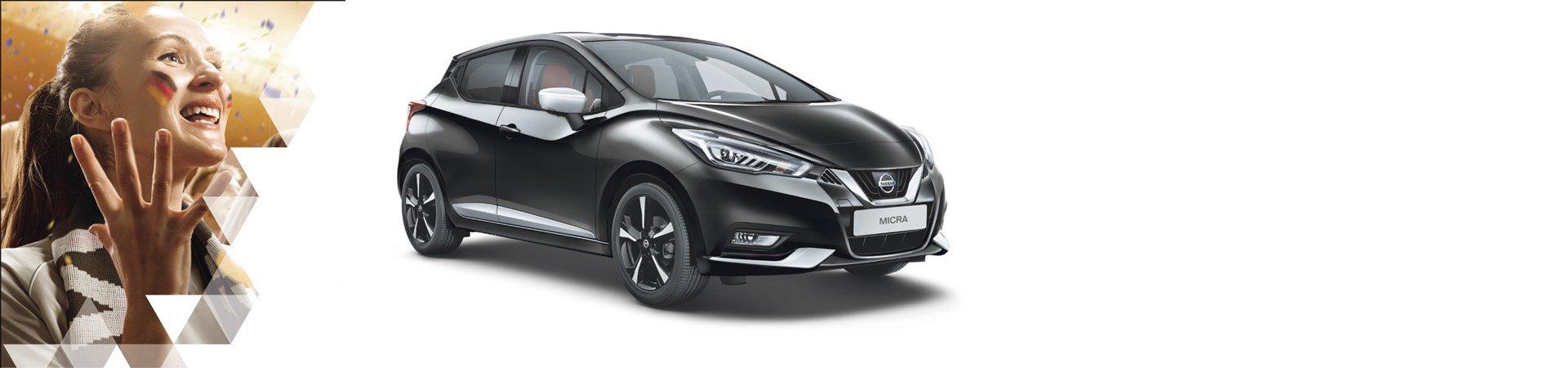 Nissan Micra Sondermodell 4You