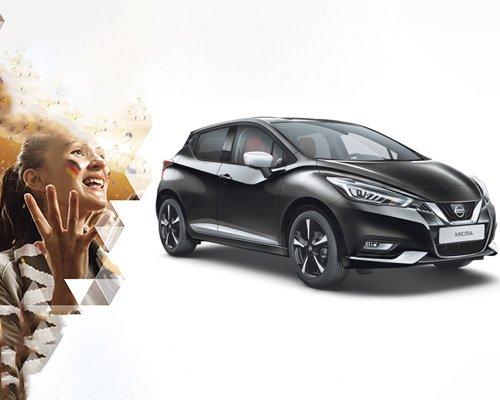 Nissan Micra Sondermodell WM