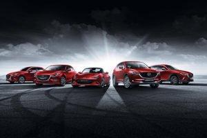 MazdaSondermodelle