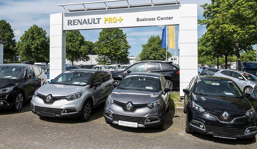 Autohaus Rosenhäger-Mattern Oststraße Renault Pro+