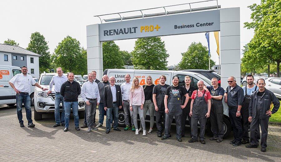 Team Autohaus Rosenhäger-Mattern