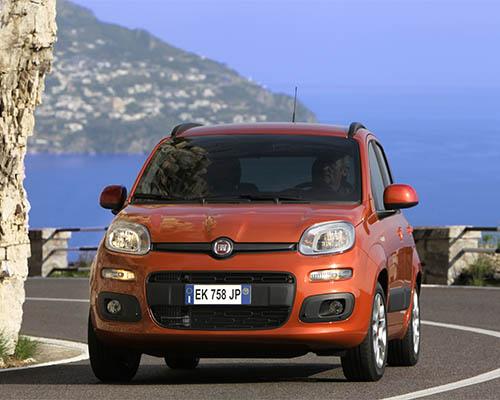 Fiat Panda More