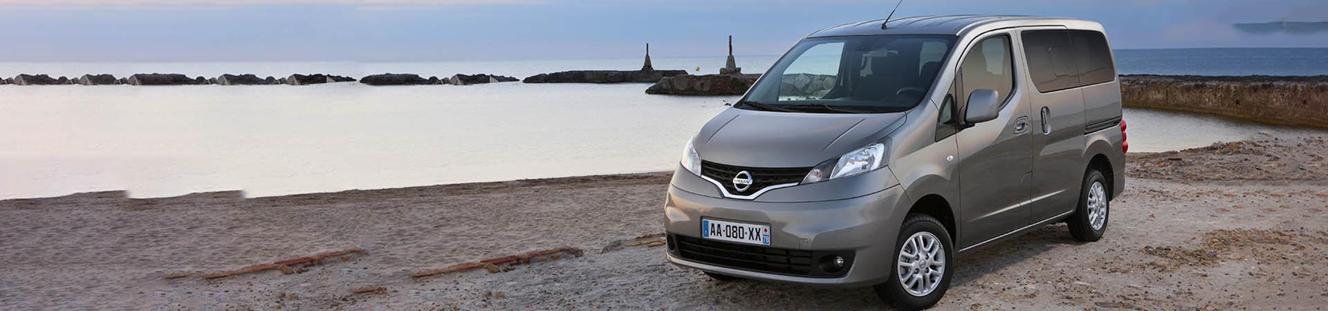 Nissan Evalia Tageszulassung
