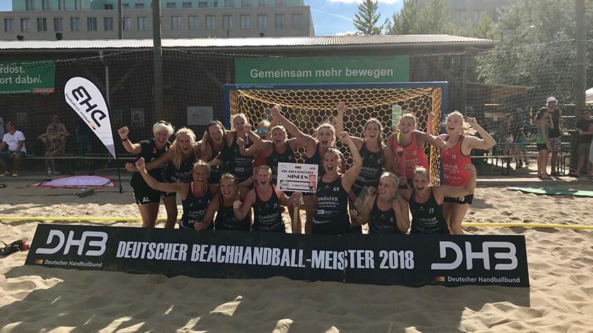 Beachhandball - Strandgeflüster