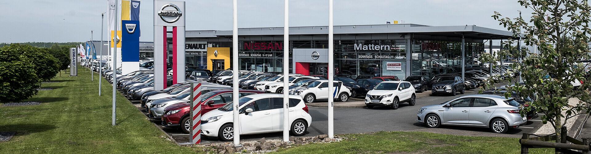 Auto Mattern - Standort Lange Wand
