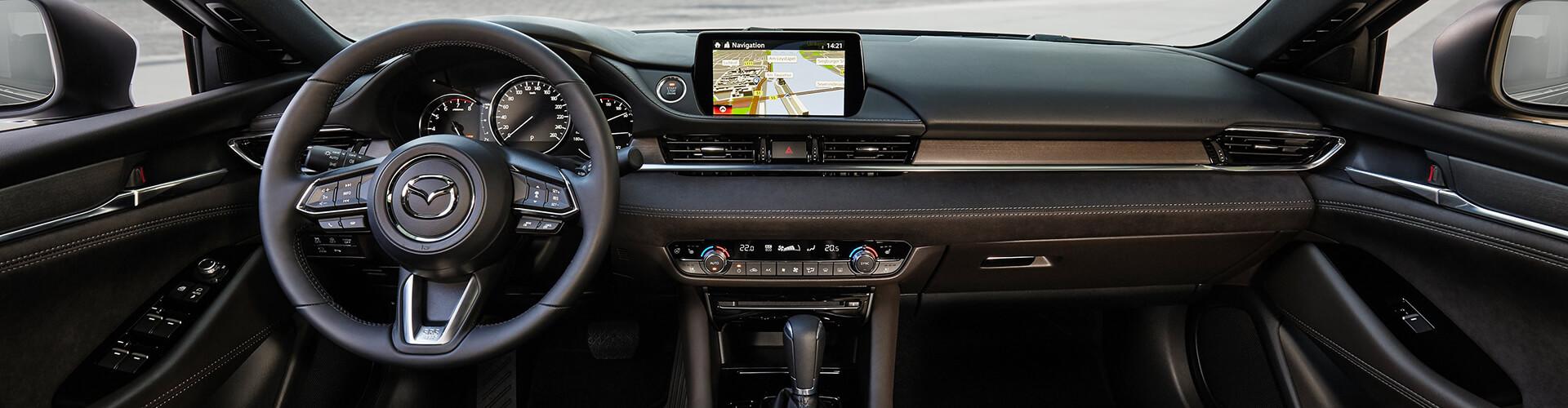 Mazda6 Interrieur braun