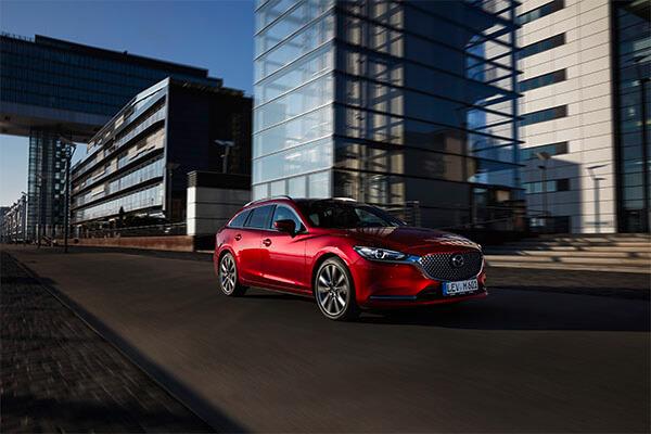 Mazda 6 Modell 2018