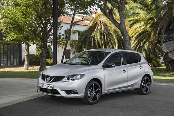 Nissan Pulsar N-Connecta