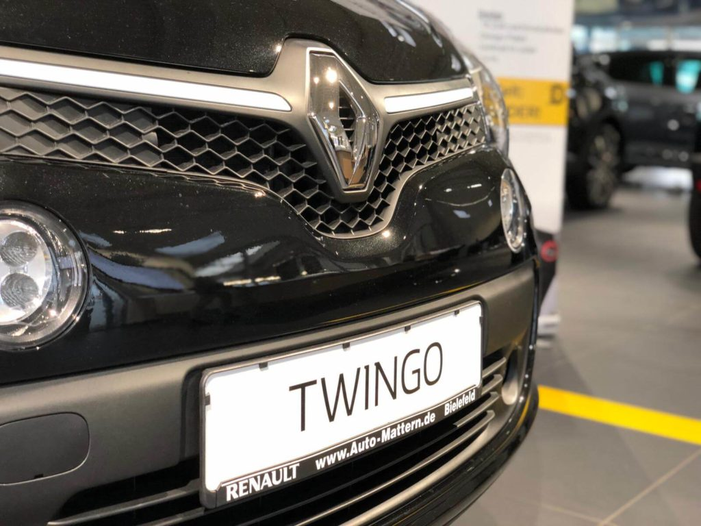 Renault Twingo Chic Front