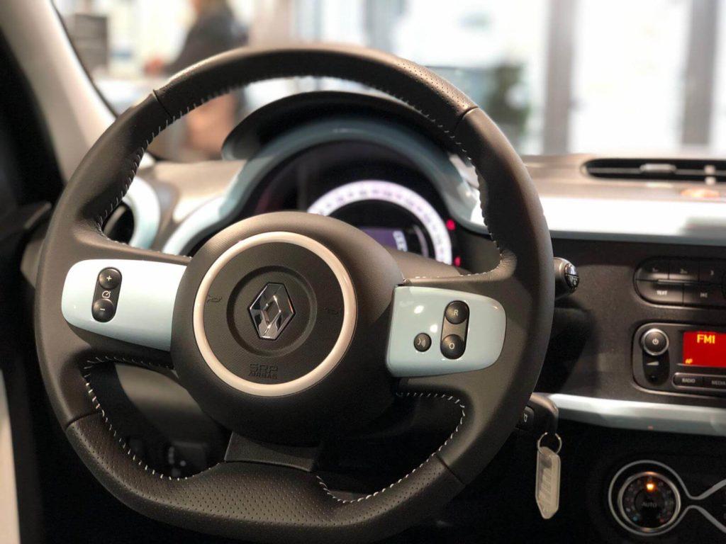 Renault Twingo Chic Lenkrad