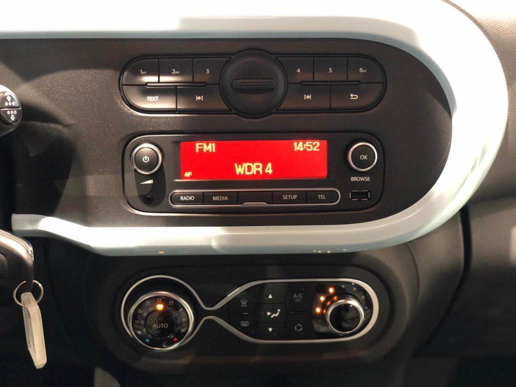 Renault Twingo Chic Radio
