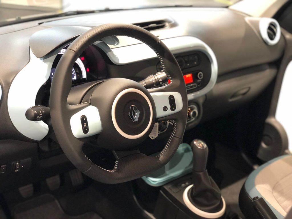 Renault Twingo Chic Vorderreihe