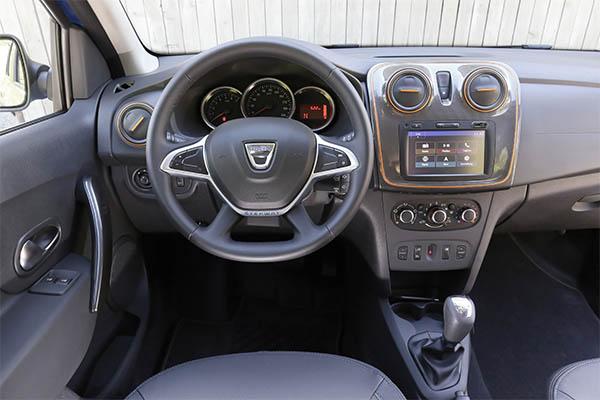 Dacia Navigation