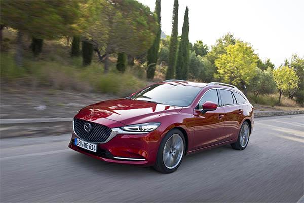 Mazda6 rot