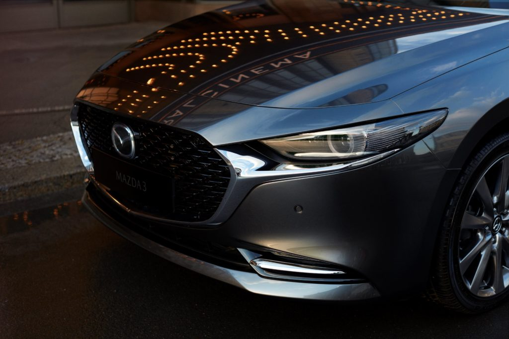 Mazda3 Fastback 2019 Front