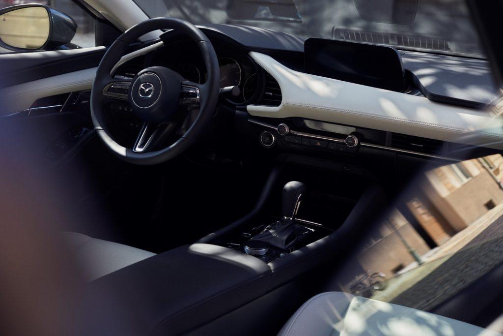 Mazda3 2019 KarosserieformenMazda3 2019 Innenraum