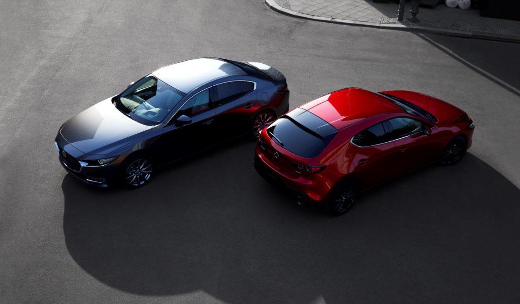 Mazda3 2019 Karosserieformen