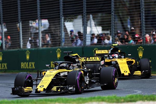 Renault-Formel1