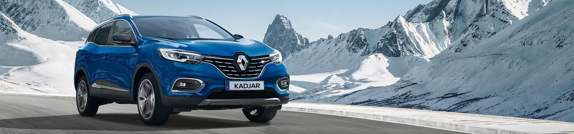 Renault Kadjar Januar 2019