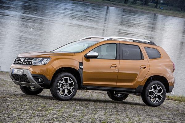 Dacia Duster neuer Motor