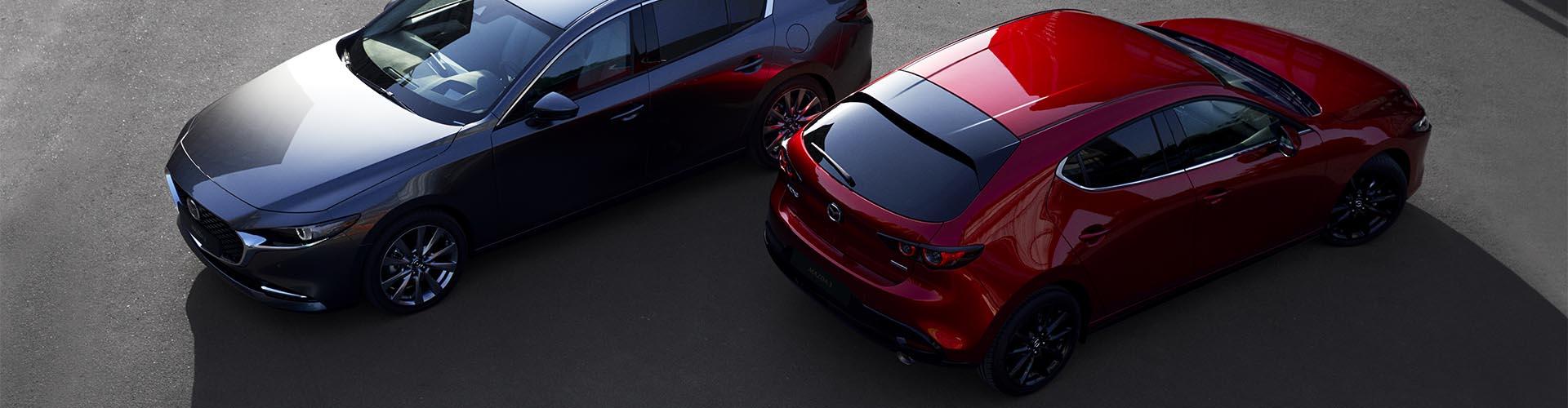 Mazda 3 Modell 2019