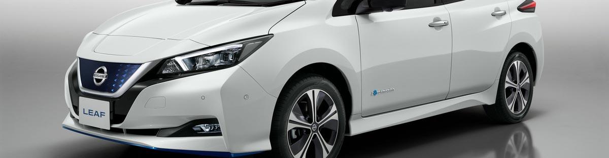 Nissan Leaf Sondermodell