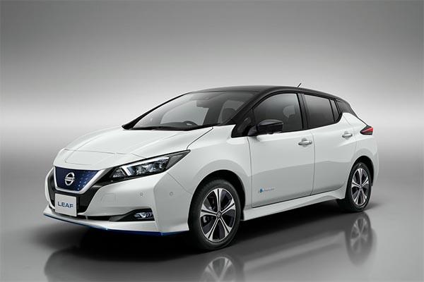 Nissan Leaf Sondermodell 600x400