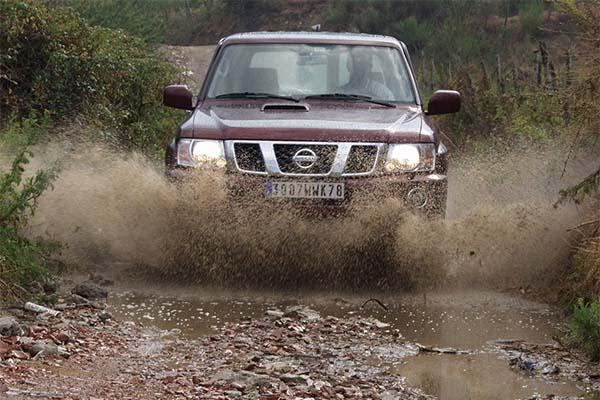 Nissan Patrol Ansicht