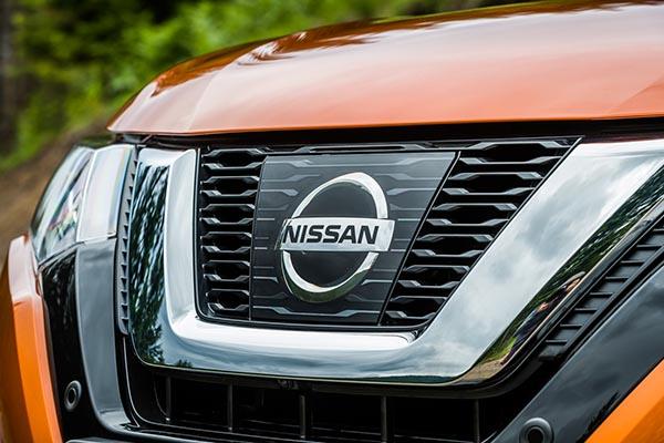 Nissan X-Trail Frontansicht